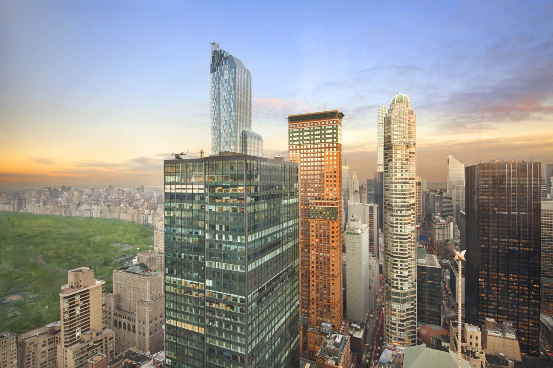 Condominium for Sale at 230 West 56th Street 230 West 56th Street Apt 66a New York, New York 10019 United States