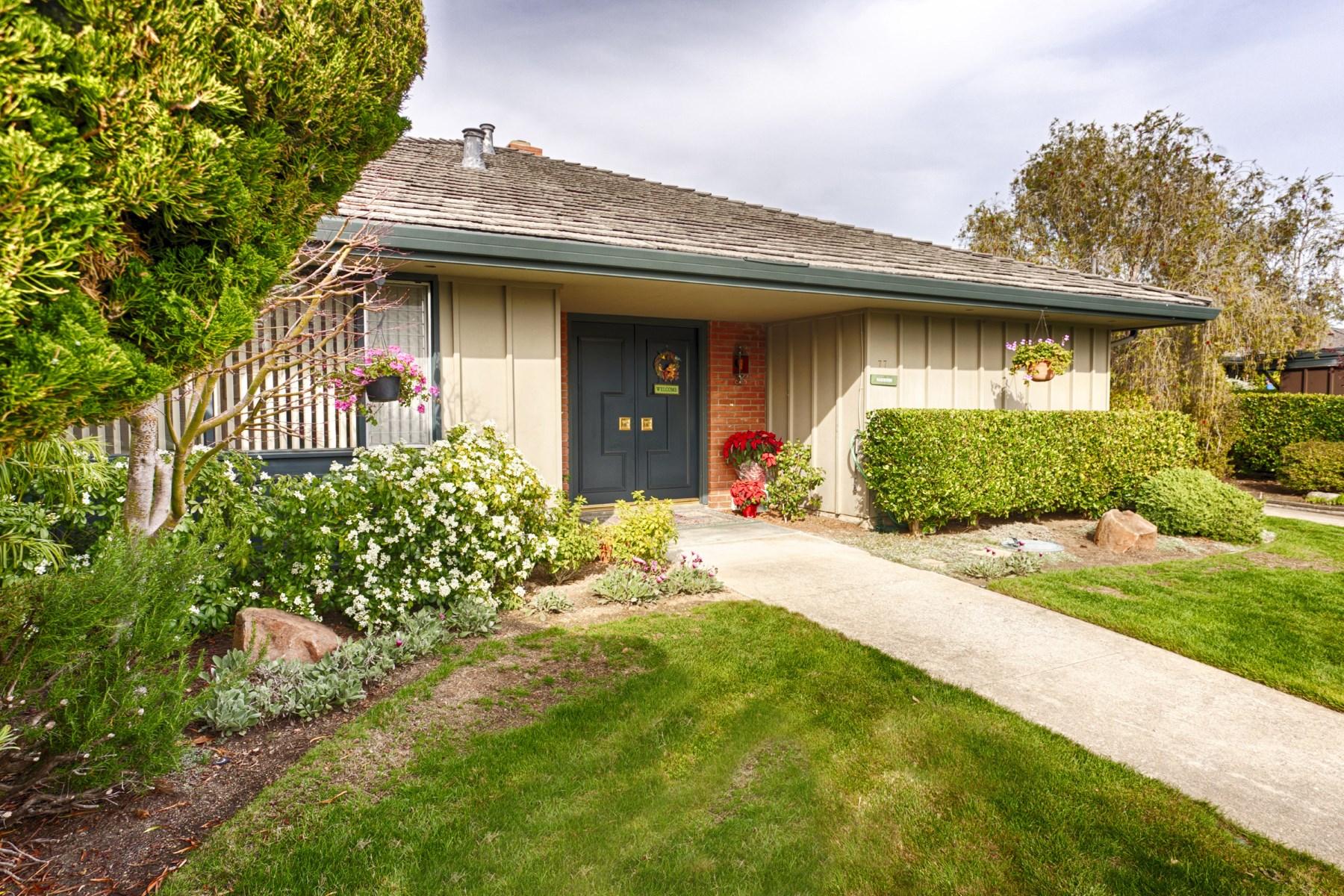 Condominium for Sale at Ultimate Convenience at Del Mesa Carmel 77 Del Mesa Carmel Carmel, California 93923 United States