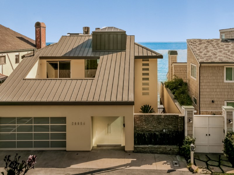 Single Family Home for Rent at Ocean Front Jewel 26954 Malibu Cove Colony Dr Malibu, California 90265 United States