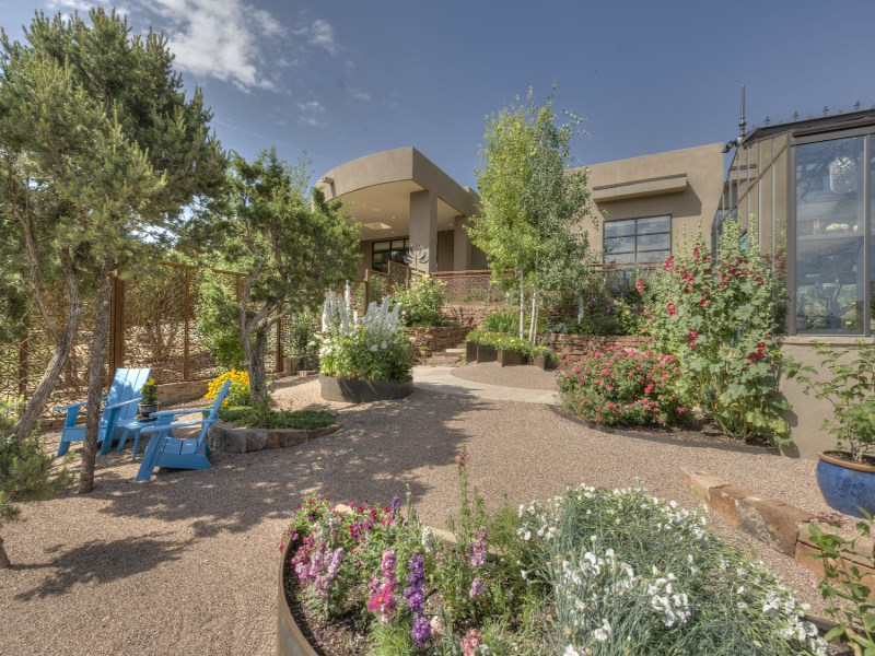 Single Family Home for Sale at 2590 Tano Compound Drive Northwest Of City Limits, Santa Fe, New Mexico 87506 United States