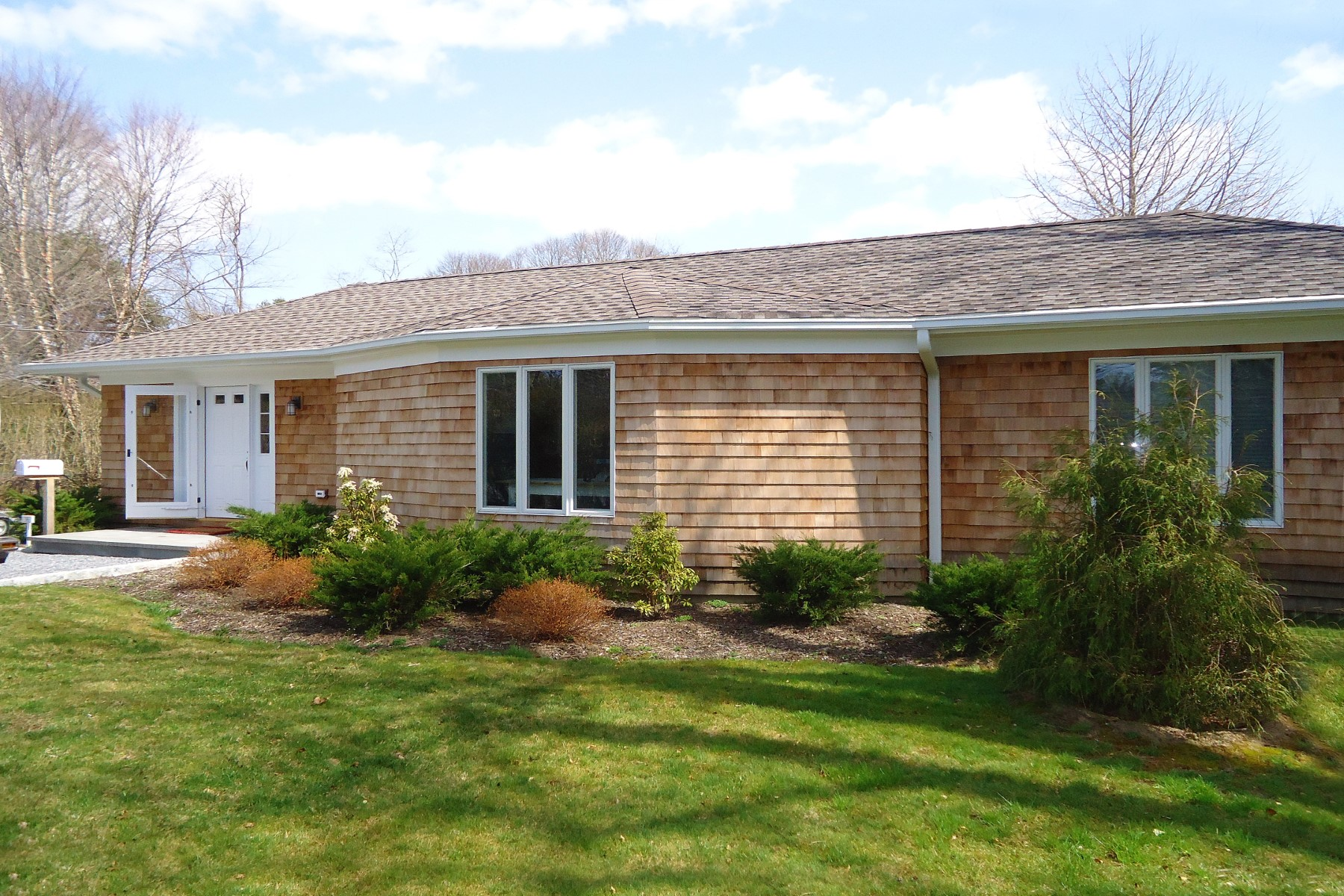 Single Family Home for Rent at Charming Southampton Village Ranch Southampton, New York 11968 United States