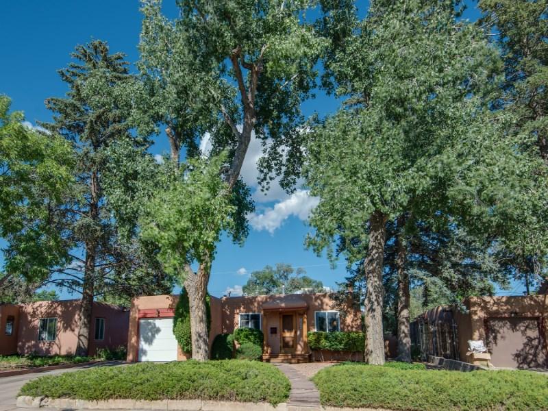 Single Family Home for Sale at 1420 Santa Cruz Drive Santa Fe City Southwest, Santa Fe, New Mexico 87505 United States