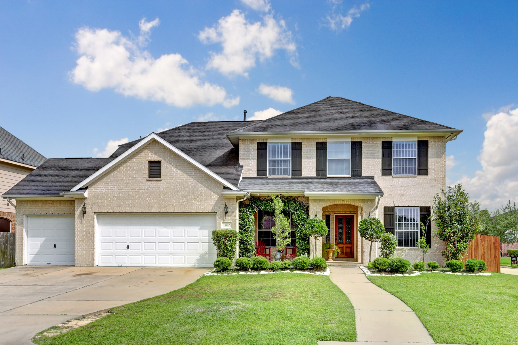 Single Family Home for Sale at 15102 Shady Gate Court Cypress, Texas 77429 United States
