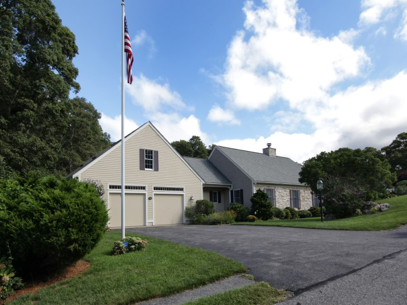 Property For Sale at Spacious West Falmouth Ranch