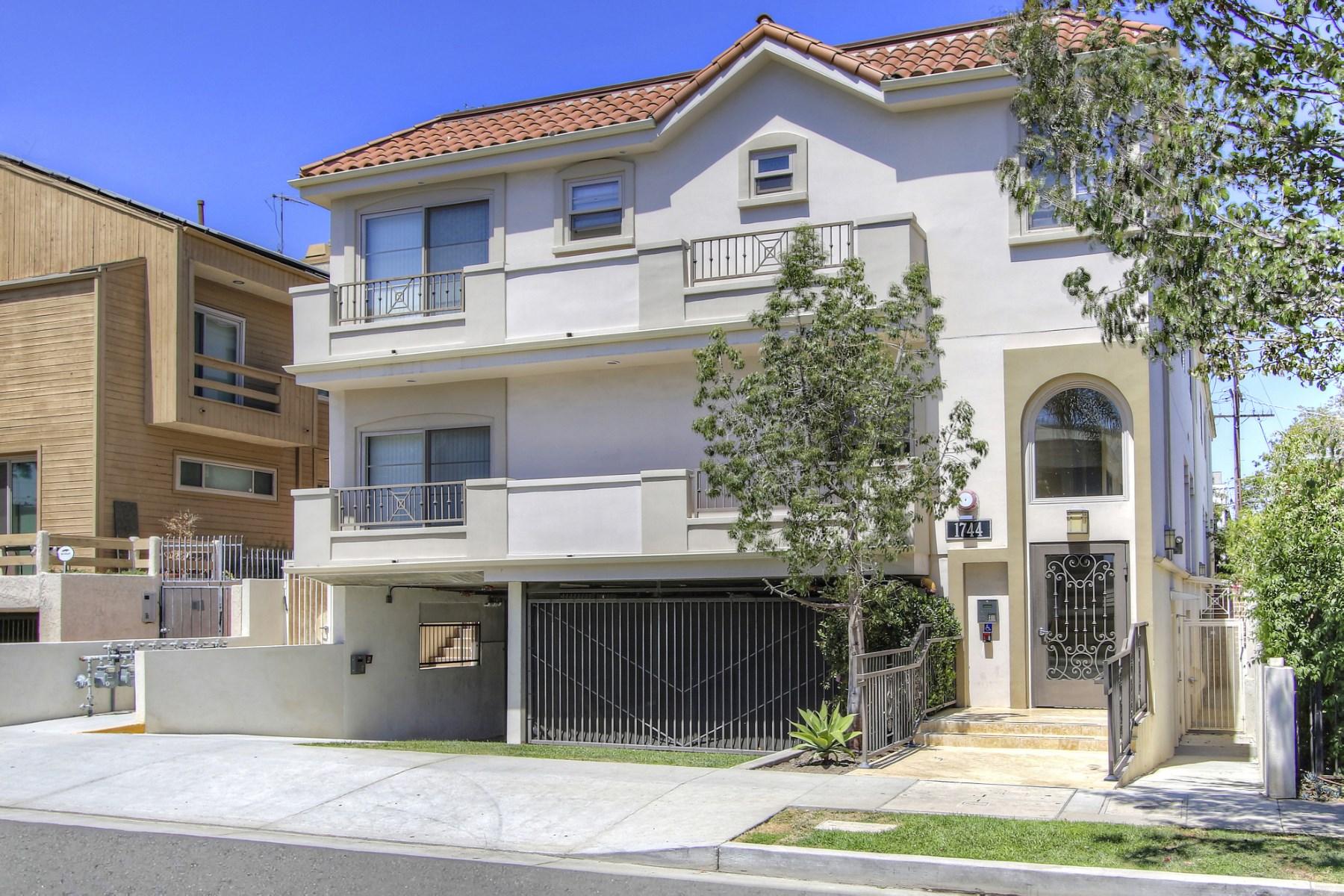 Kat Mülkiyeti için Satış at 1744 Granville Avenue #106 Los Angeles, Kaliforniya, 90025 Amerika Birleşik Devletleri