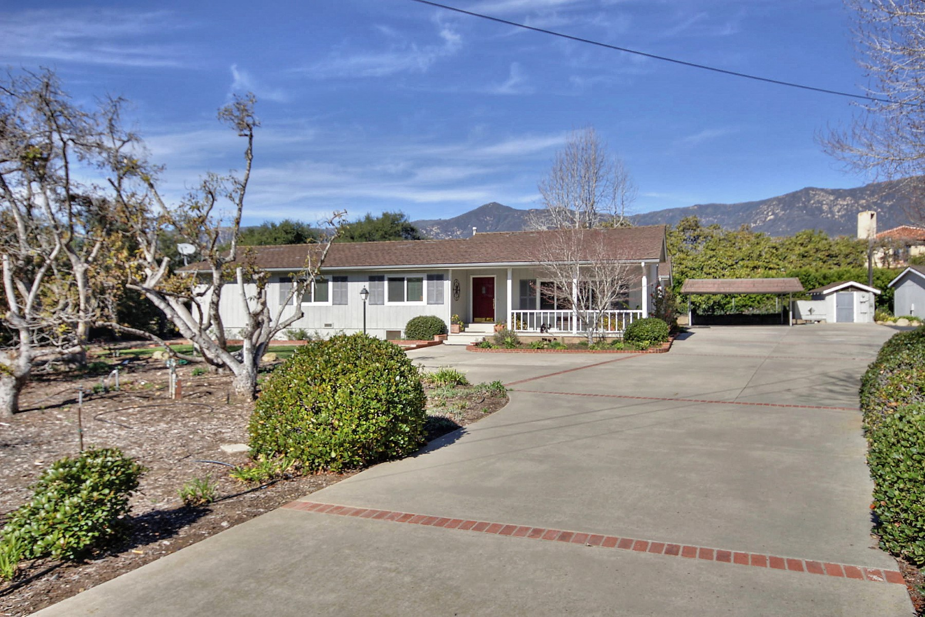 Property For Sale at Montecito Home, Prime Location.