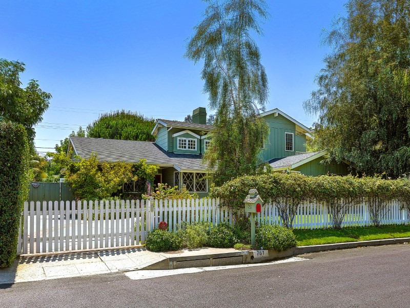 Property For Sale at Remodeled Brentwood Traditional