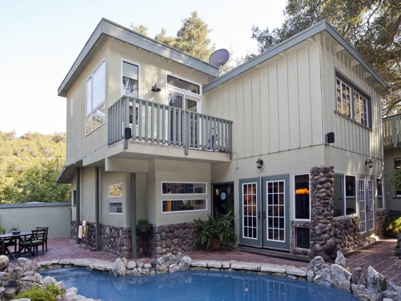 Single Family Home for Sale at 1367 Oakwood Drive, Topanga Topanga, California 90290 United States