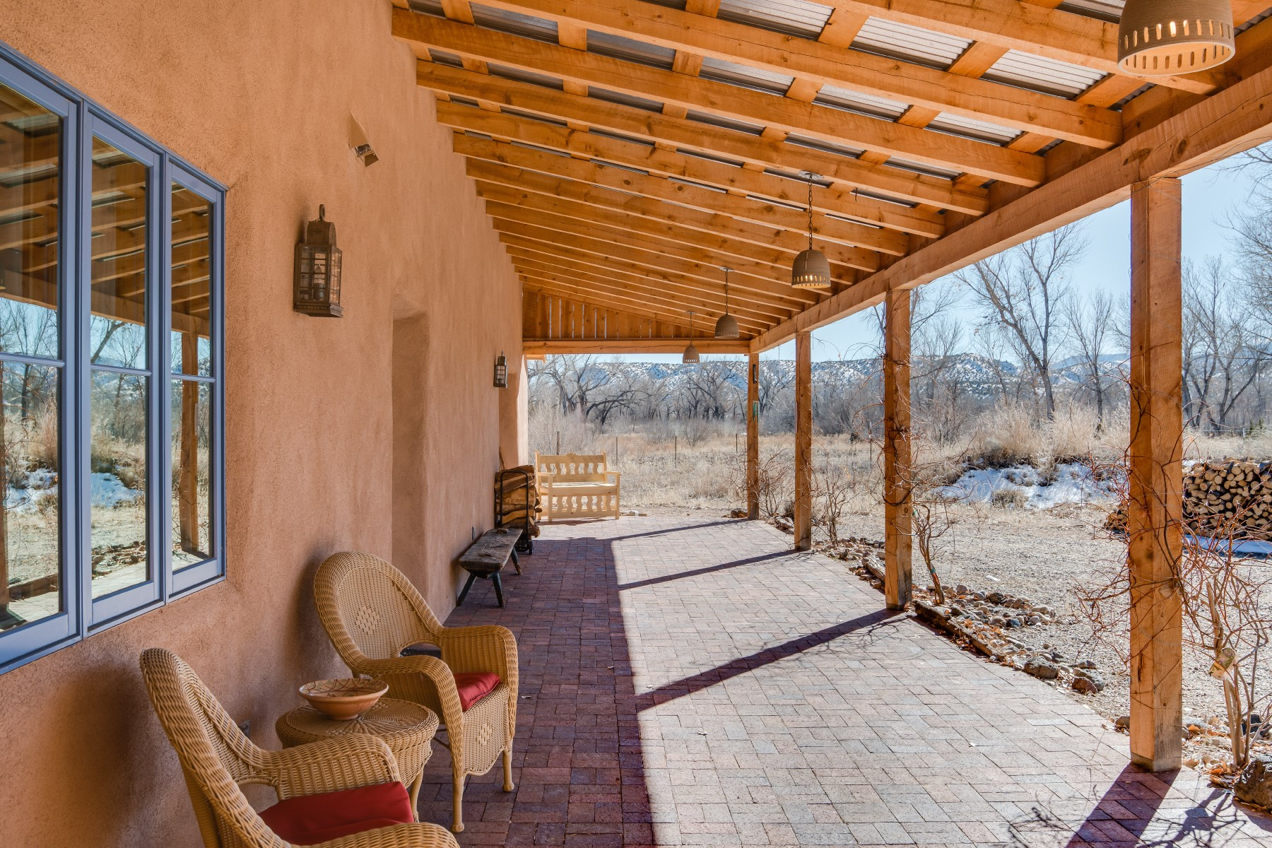 Single Family Home for Sale at 20804 Highway 84 Abiquiu, New Mexico, 87510 United States