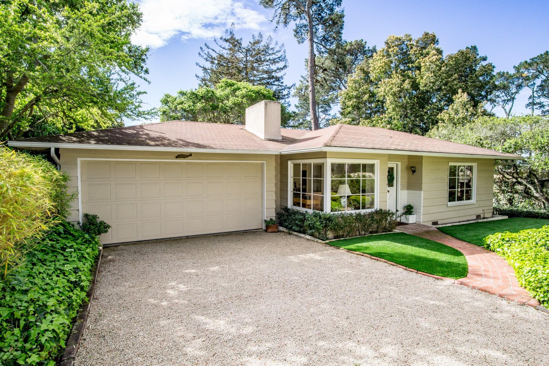 단독 가정 주택 용 매매 에 3406 3rd Avenue, Carmel Carmel, 캘리포니아, 93923 미국