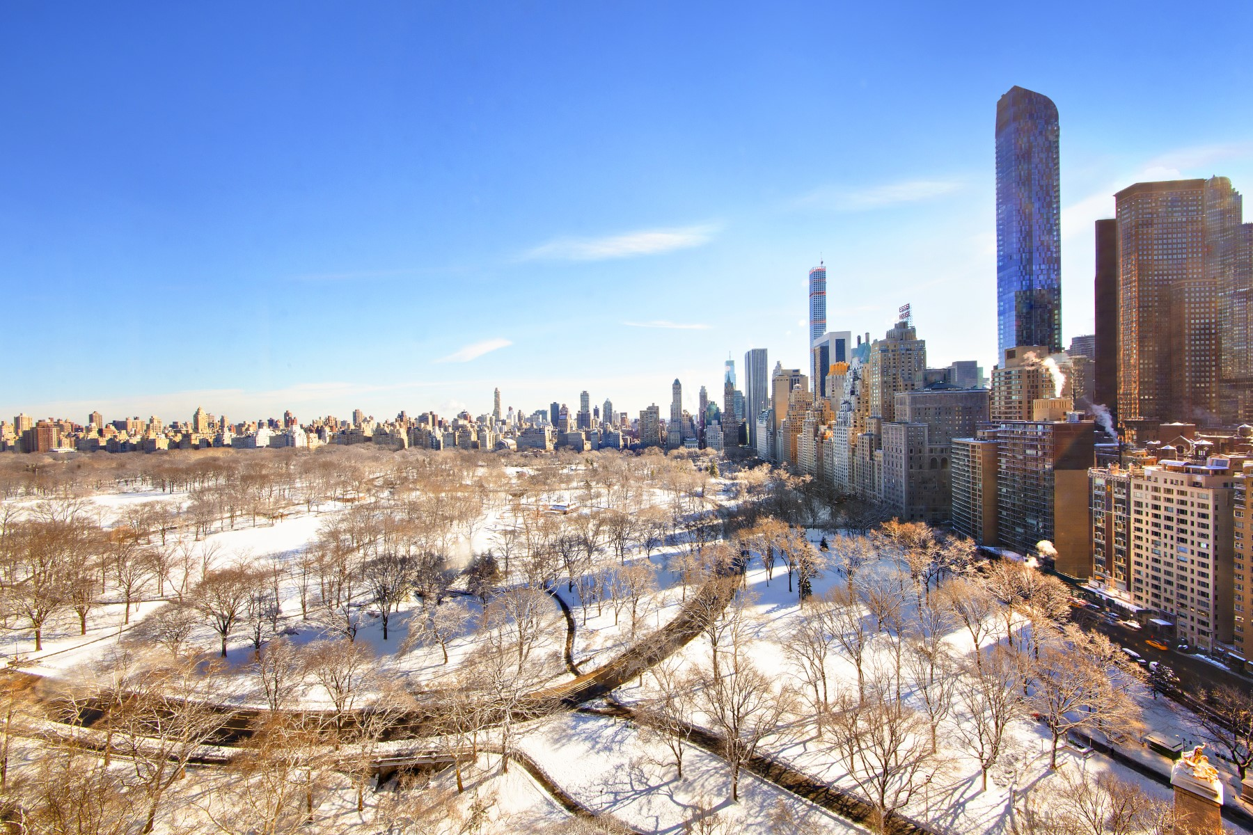 Condominium for Sale at Best on Central Park West 1 Central Park West Apt 26a Upper West Side, New York, New York 10023 United States