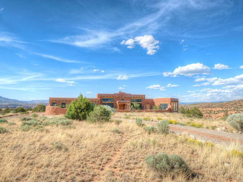 Farm / Ranch / Plantation for Sale at 3791-A Highway 96 Highway 96 #3791 Abiquiu, New Mexico 87510 United States