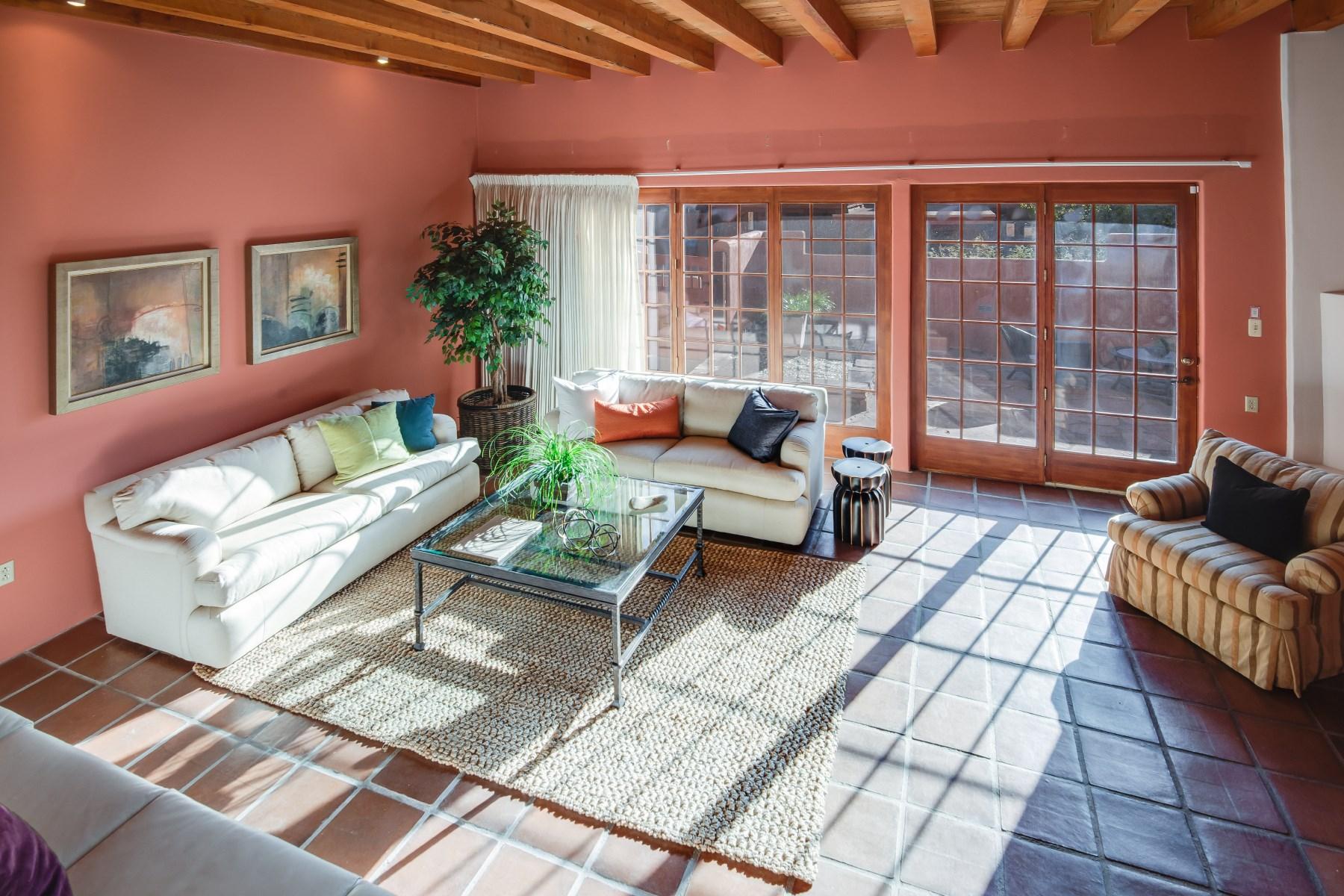 Eigentumswohnung für Verkauf beim 707 E. Palace Avenue #7 Santa Fe City Northeast, Santa Fe, New Mexico, 87501 Vereinigte Staaten
