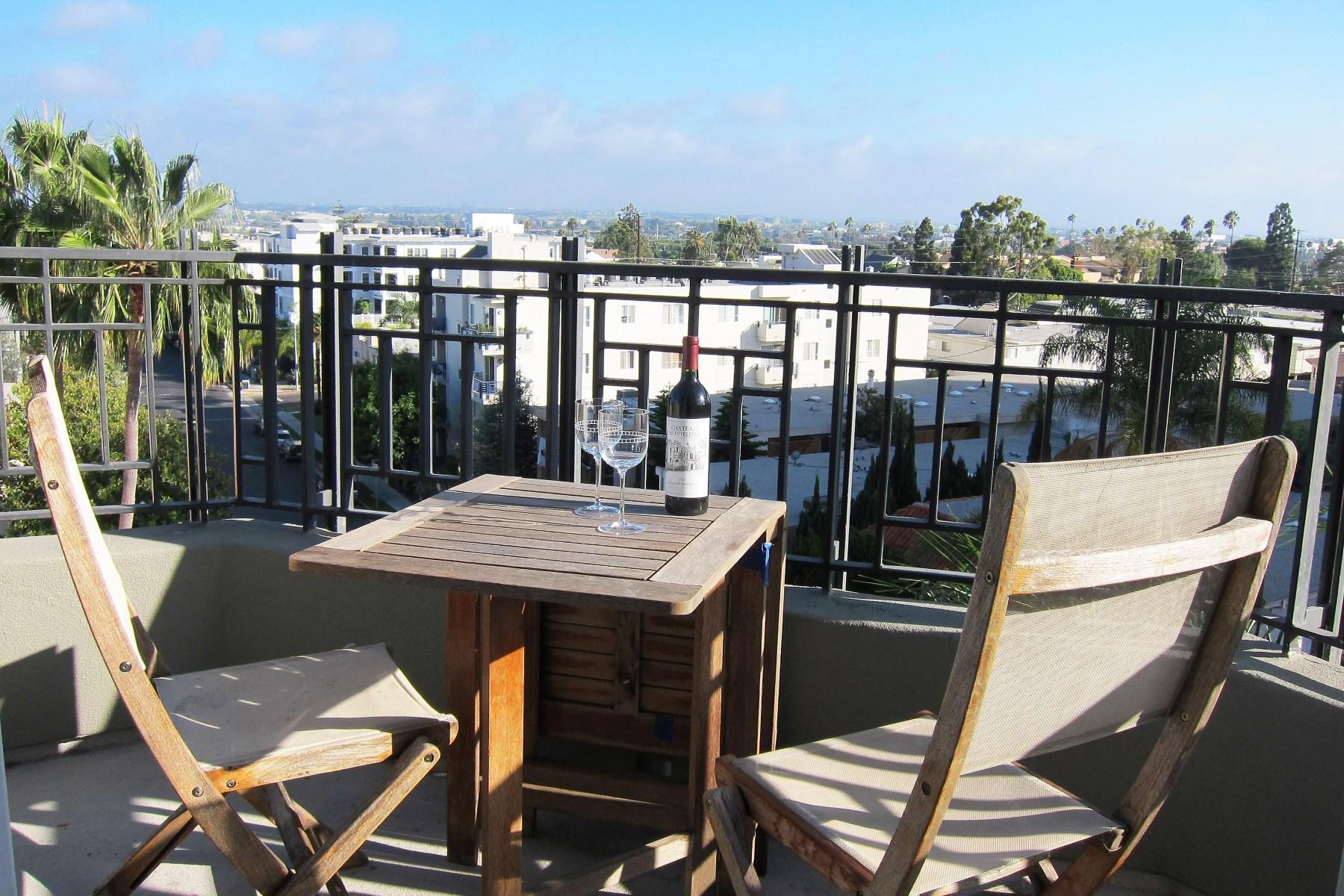 コンドミニアム のために 売買 アット 12222 Wilshire Boulevard Unit 504 12222 Wilshire Blvd West Los Angeles, Los Angeles, カリフォルニア 90025 アメリカ合衆国