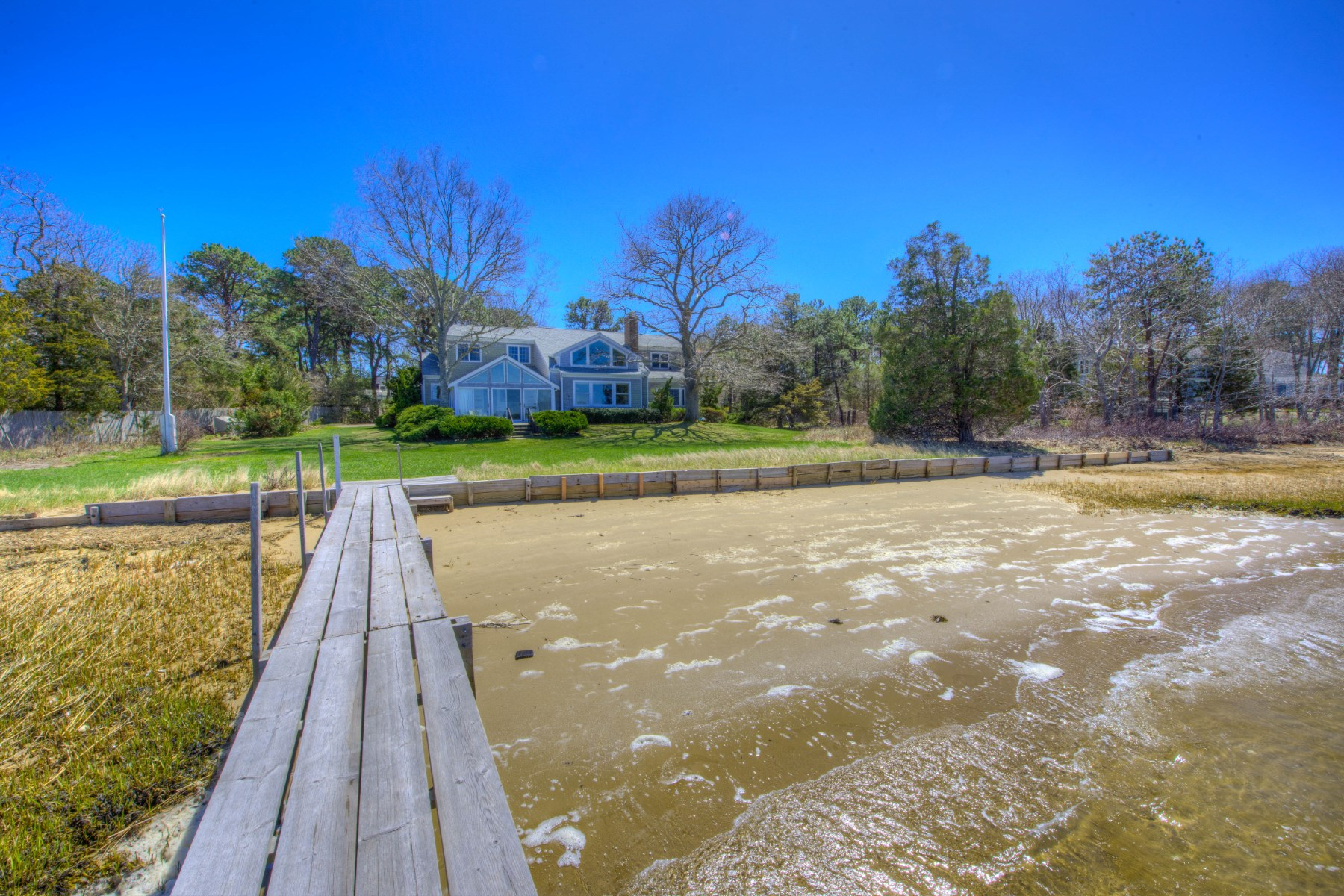 Property For Sale at Great Bay Waterfront with Dock