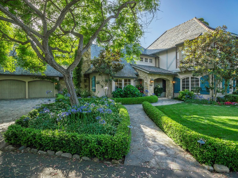 Single Family Home for Sale at Sea Meadow French Country-style 1460 Bonnymede Drive Montecito - Lower Village, Montecito, California 93108 United States