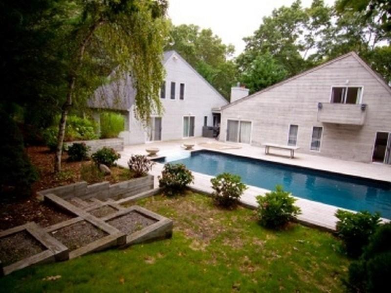 Single Family Home for Rent at Sagaponack Summer Sagaponack, New York 11962 United States