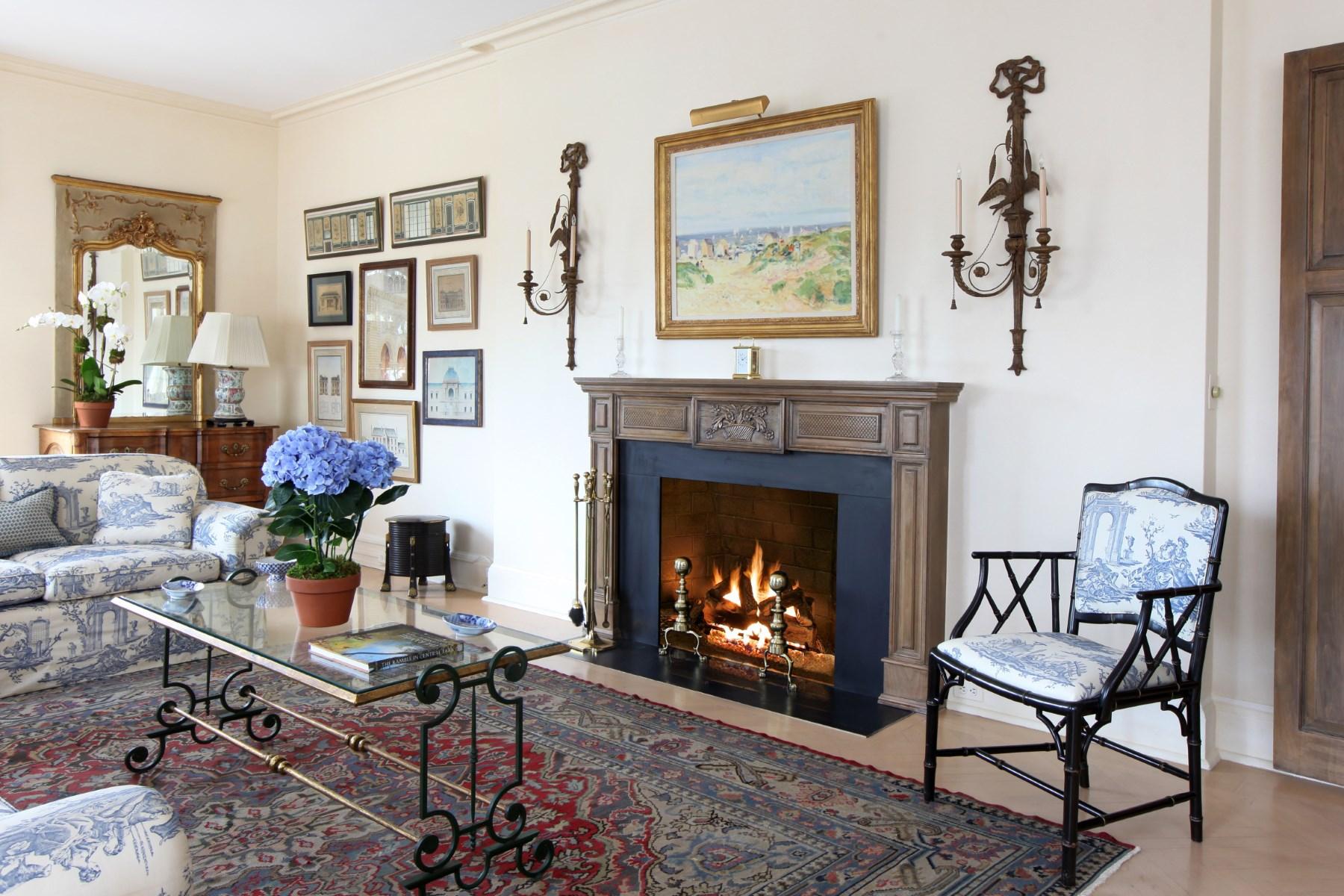 Кооперативная квартира для того Продажа на 920 Fifth Avenue, Apartment 14B 920 Fifth Avenue Apt 14B Upper East Side, New York, Нью-Йорк, 10021 Соединенные Штаты