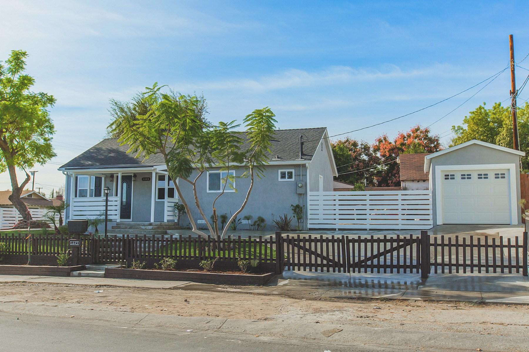 Single Family Home for Sale at Pristine Pasadena Pepper 1443 Pepper Dr Pasadena, California 91104 United States