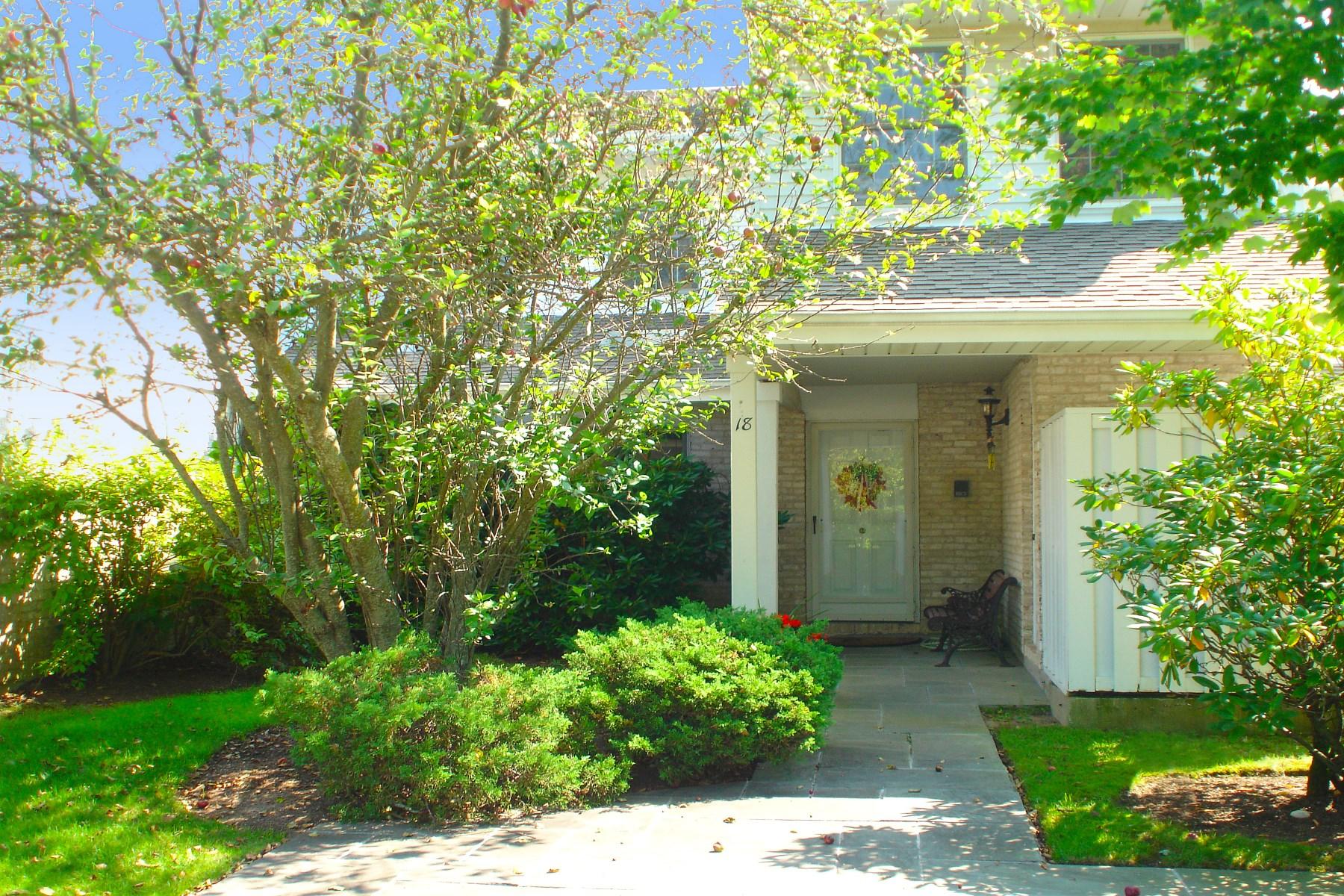 Condominium for Sale at South of 27 Close to Ocean Beaches 520 Hampton Road Unit 18 Southampton, New York, 11968 United States