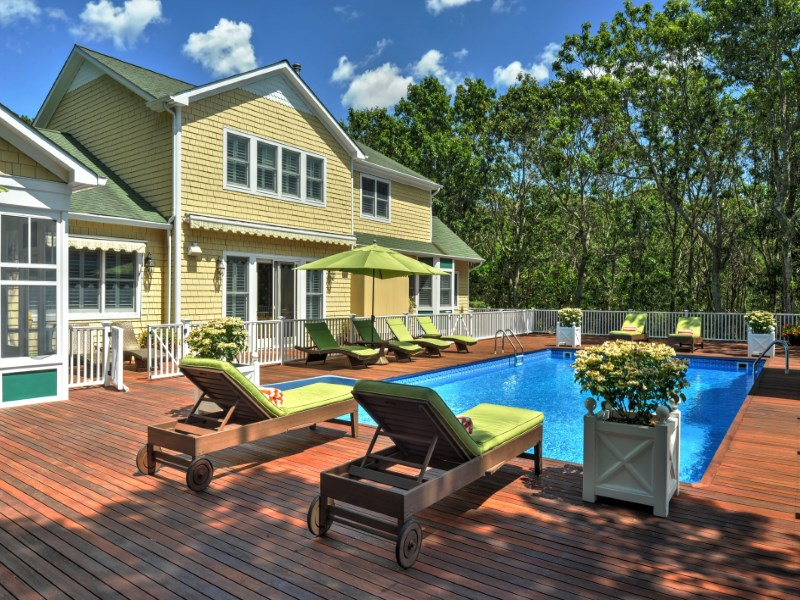 Single Family Home for Sale at Special Retreat with Pool and Tennis East Hampton Village, East Hampton, New York 11937 United States