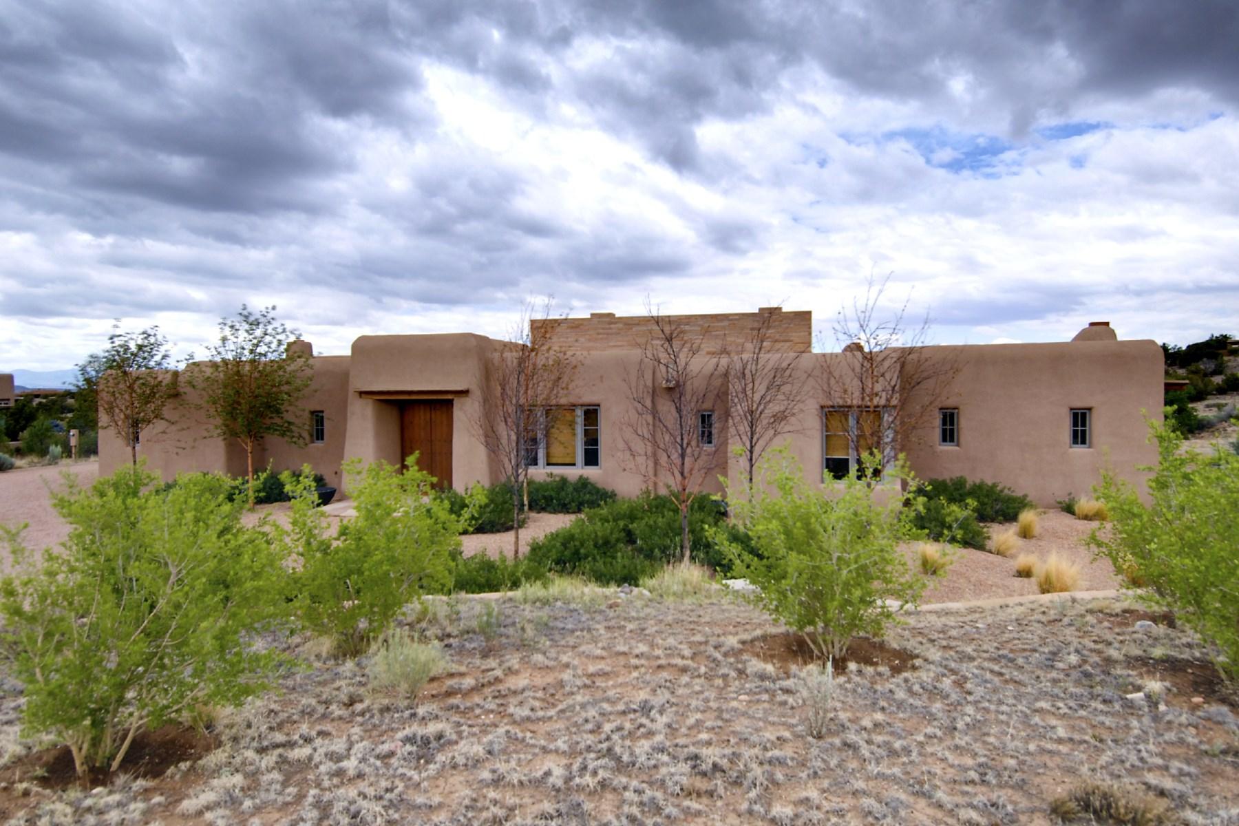 Single Family Home for Sale at 26 Amberwood Loop Las Campanas & Los Santeros, Santa Fe, New Mexico, 87506 United States