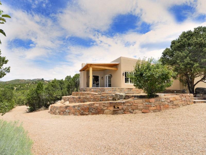 Villa per Vendita alle ore 5 A & B Ravens Ridge Trail Santa Fe, Nuovo Messico 87505 Stati Uniti