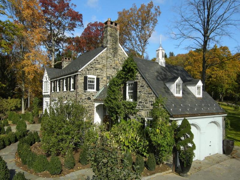 Casa para uma família para Venda às Charming Backcountry Compound 160 Bedford Rd Backcountry, Greenwich, Connecticut 06831 Estados Unidos