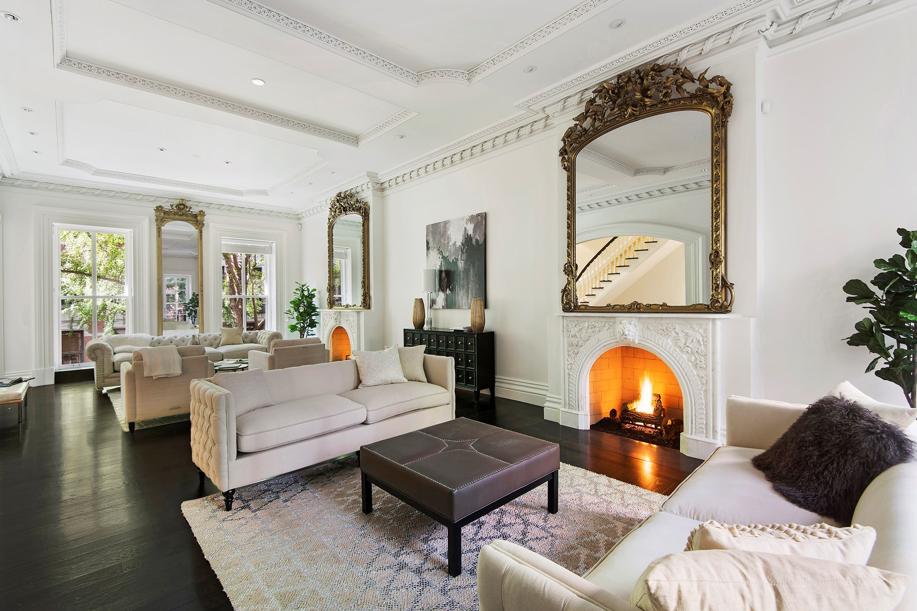 Townhouse for Rent at 47 West 9th Street Greenwich Village, New York, New York, 10011 United States