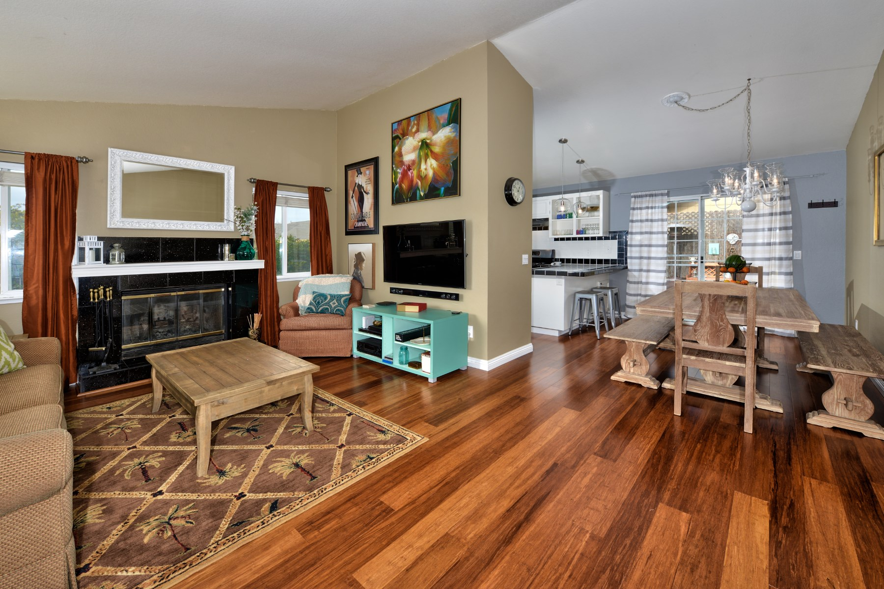 Single Family Home for Sale at Pinterest-Worthy Cutie 1101 Putney Dr Santa Rosa, California 95401 United States