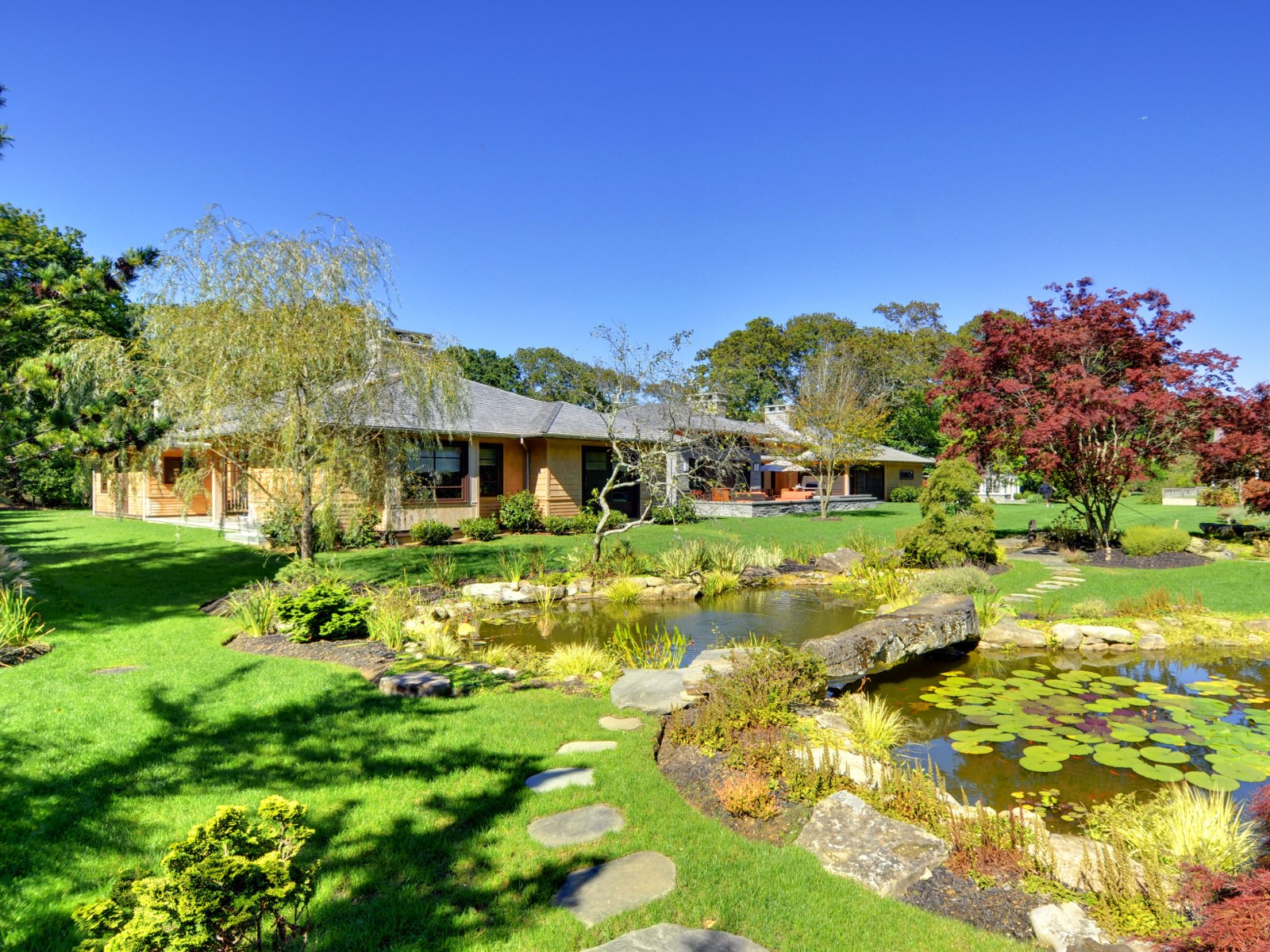 Single Family Home for Rent at East Hampton Village East Hampton Village, East Hampton, New York 11937 United States