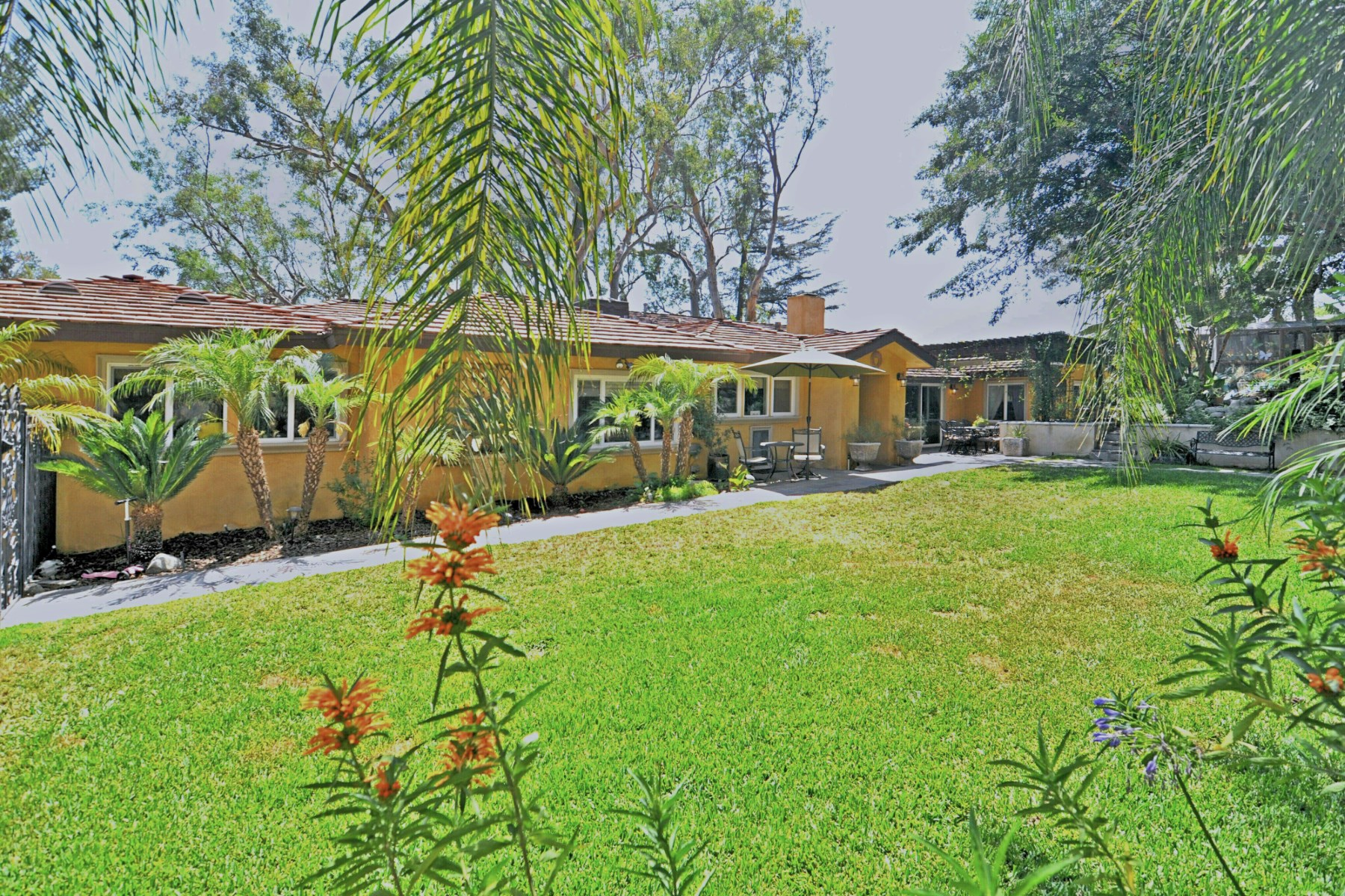 sales property at View Home On Secluded Hillside Bluff