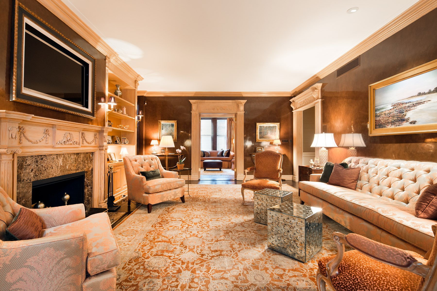 Co-op for Sale at 784 Park Avenue 784 Park Avenue Apt 2a Upper East Side, New York, New York, 10028 United States