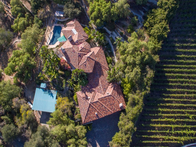 Land for Sale at The House of Stone and Art 21415 Greenbluff Drive Topanga, California 90290 United States