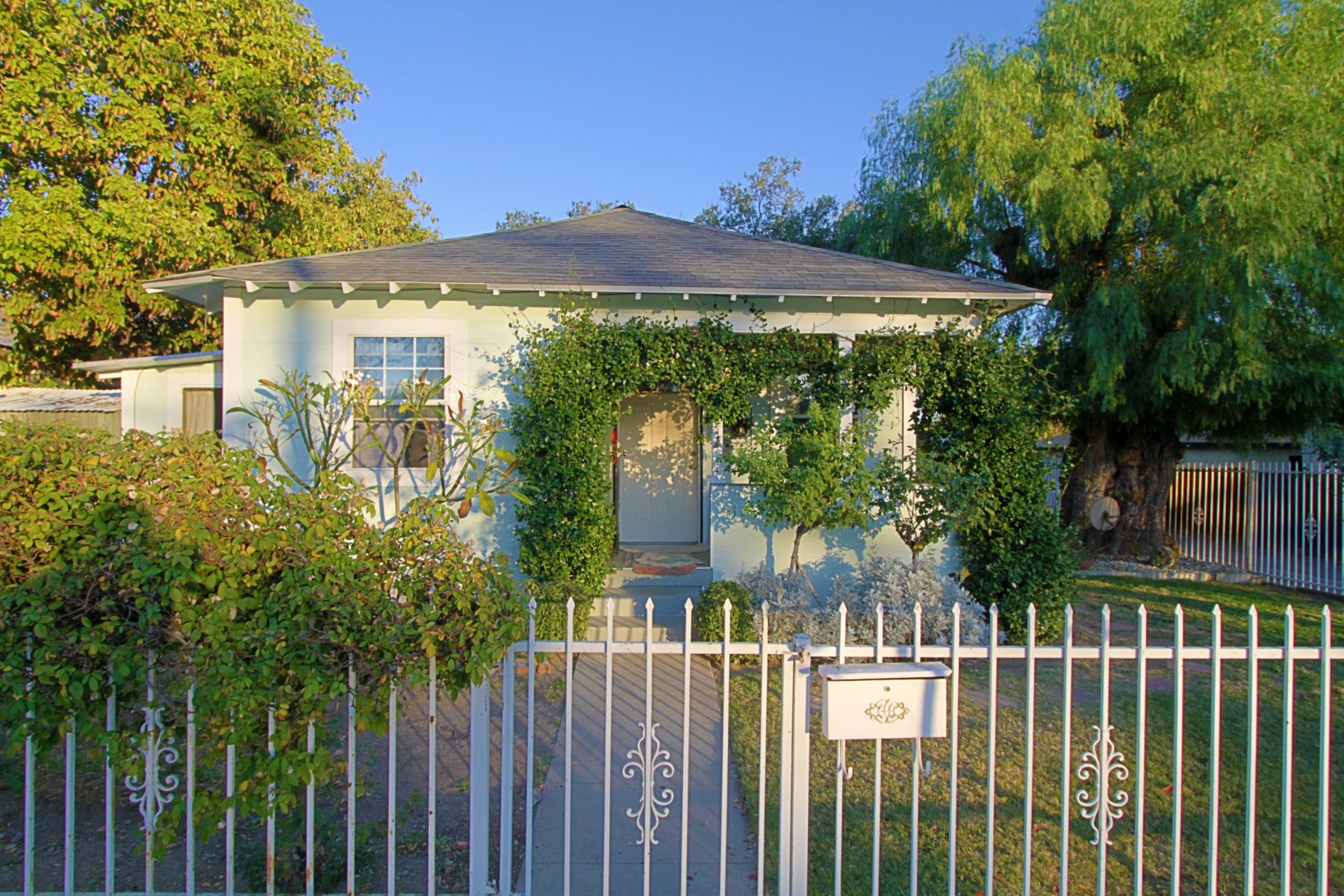 Property For Sale at Charming Monrovia Cottage