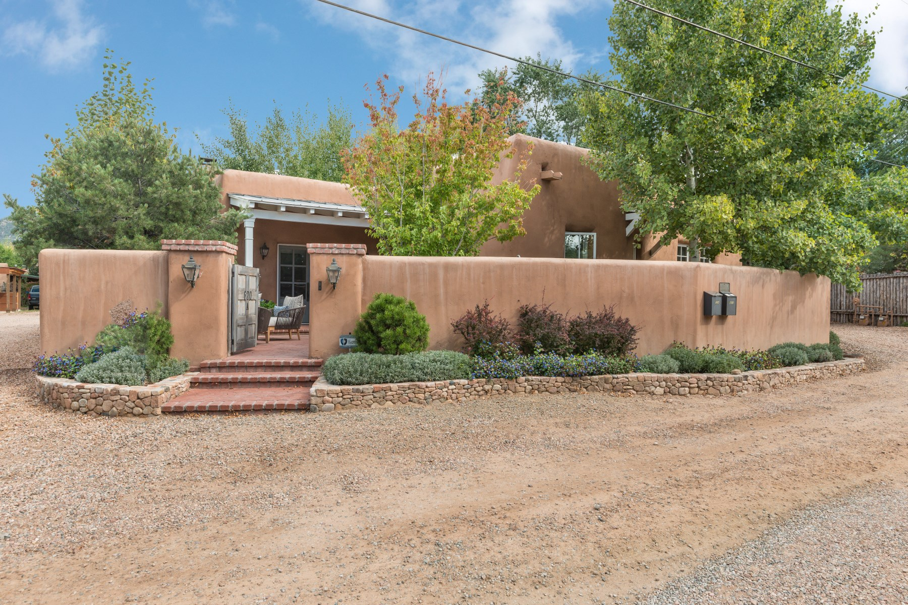 Condominium for Sale at 986-A Acequia Madre 986 Acequia Madre Unit A Santa Fe City Southeast, Santa Fe, New Mexico, 87505 United States