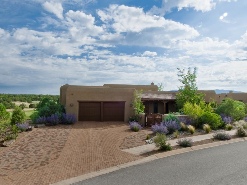 Single Family Home for Sale at 23 Tecolote Circle Las Campanas & Los Santeros, Santa Fe, New Mexico 87506 United States
