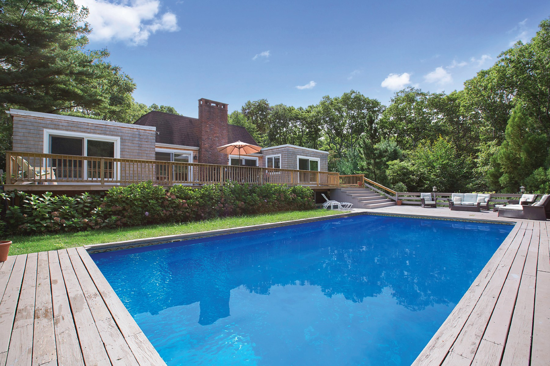 Property Of Gated East Hampton Contemporary