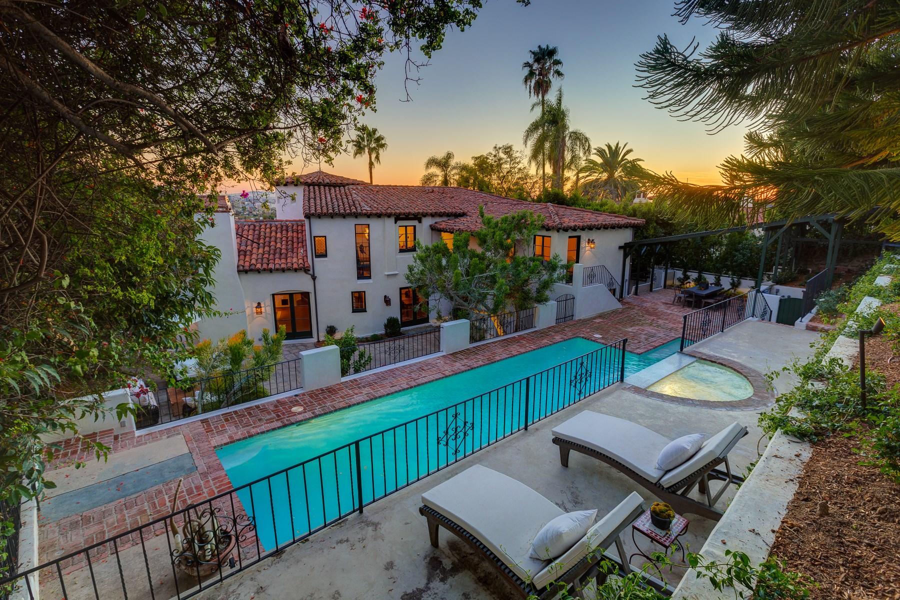 Villa per Vendita alle ore 4447 Cromwell Avenue Los Angeles, California, 90027 Stati Uniti