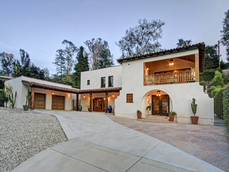 Property For Sale at Eclectic Spanish Hacienda