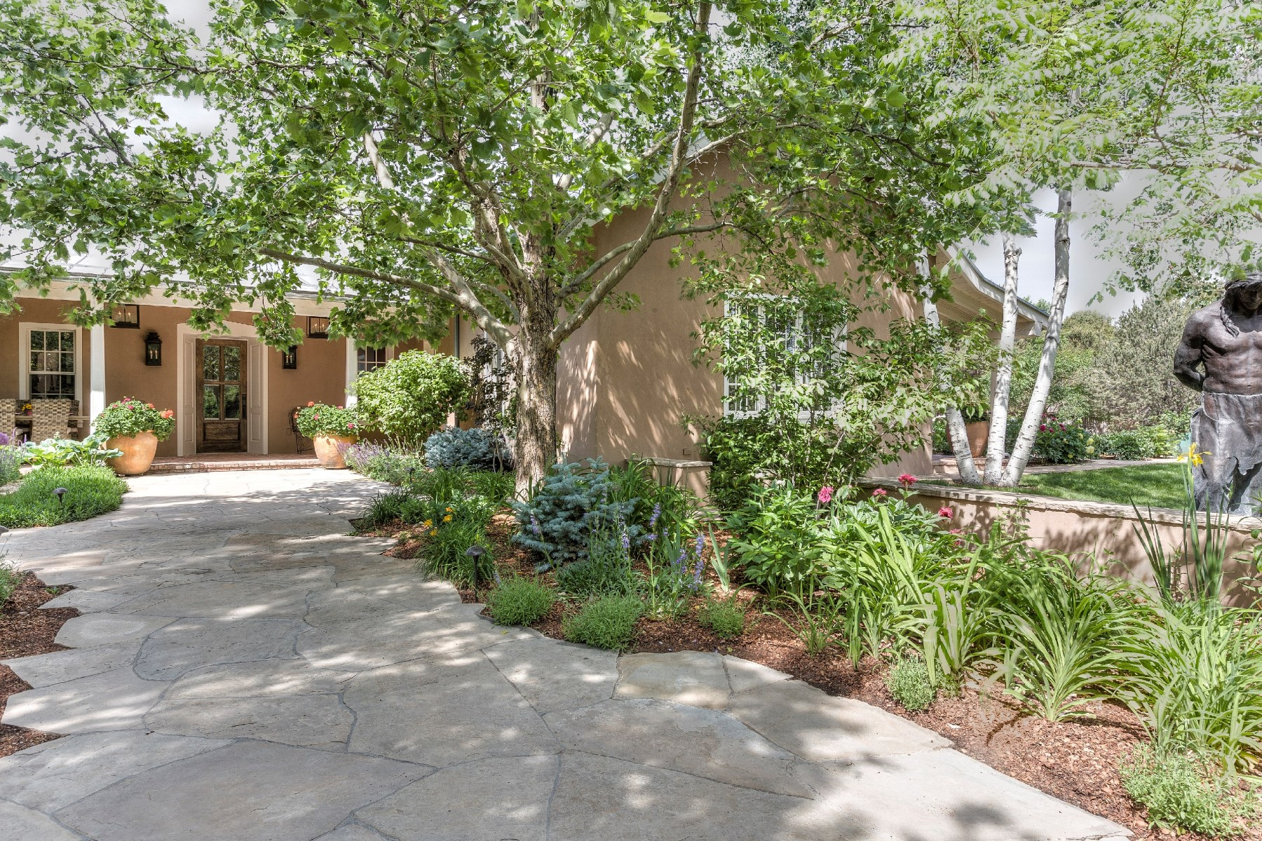 Single Family Home for Sale at 1434-A Bishops Lodge Road 1434-A Bishops Lodge Rd Santa Fe, New Mexico 87506 United States