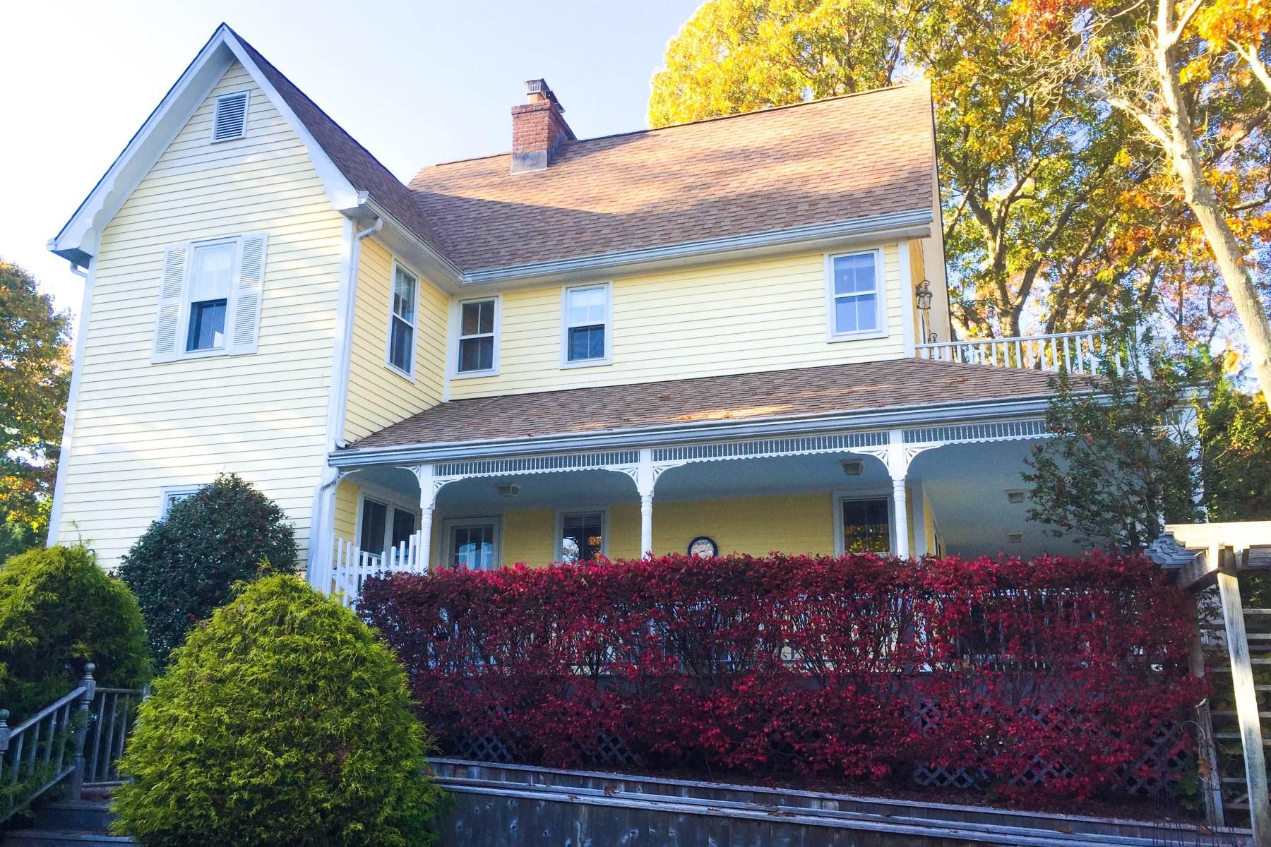 Property Of Sag Harbor Village Charm