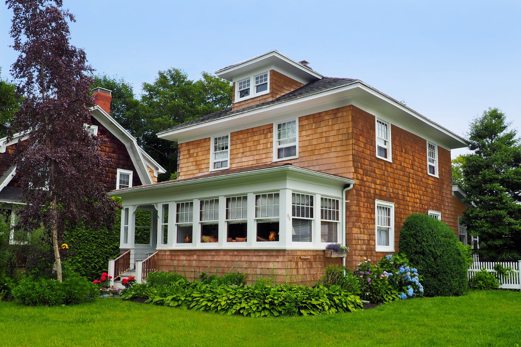 Single Family Home for Sale at Village Charm Minutes From The Ocean 98 Burnett Street Southampton, New York, 11968 United States