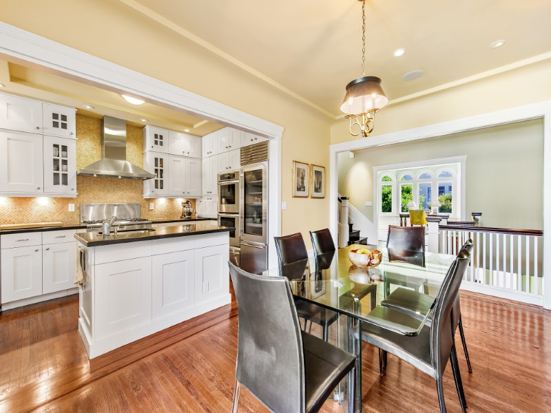 Single Family Home for Sale at 2953 Broderick Street Cow Hollow, San Francisco, California 94123 United States