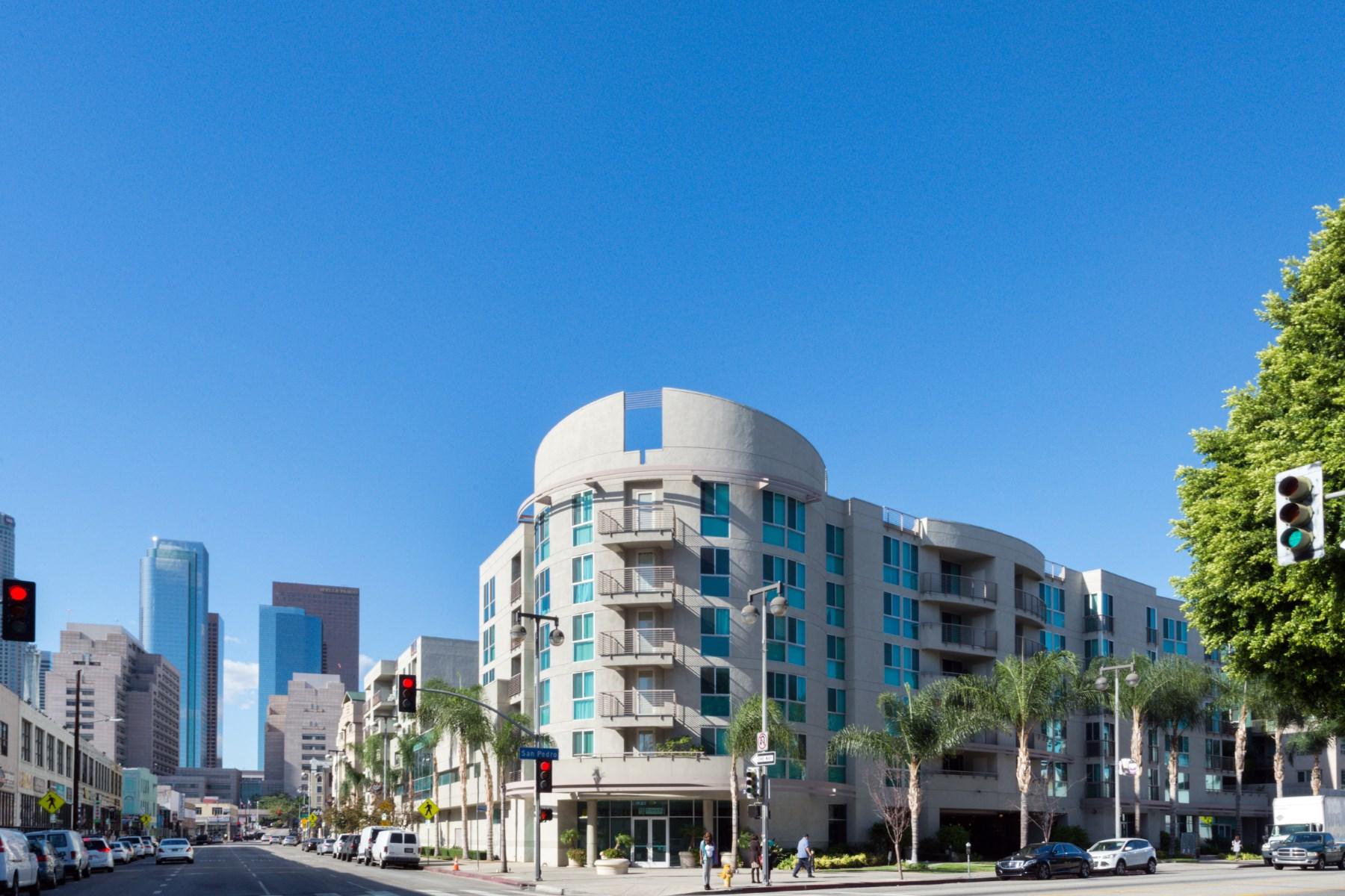 Piso por un Venta en 267 South San Pedro Street #617 Downtown Los Angeles, Los Angeles, California 90012 Estados Unidos