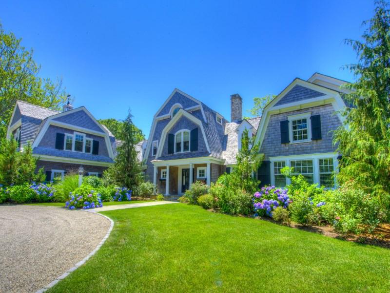 Vivienda unifamiliar por un Venta en Wianno Head Waterfront Estate 75 Bayberry Way Osterville, Massachusetts 02655 Estados Unidos
