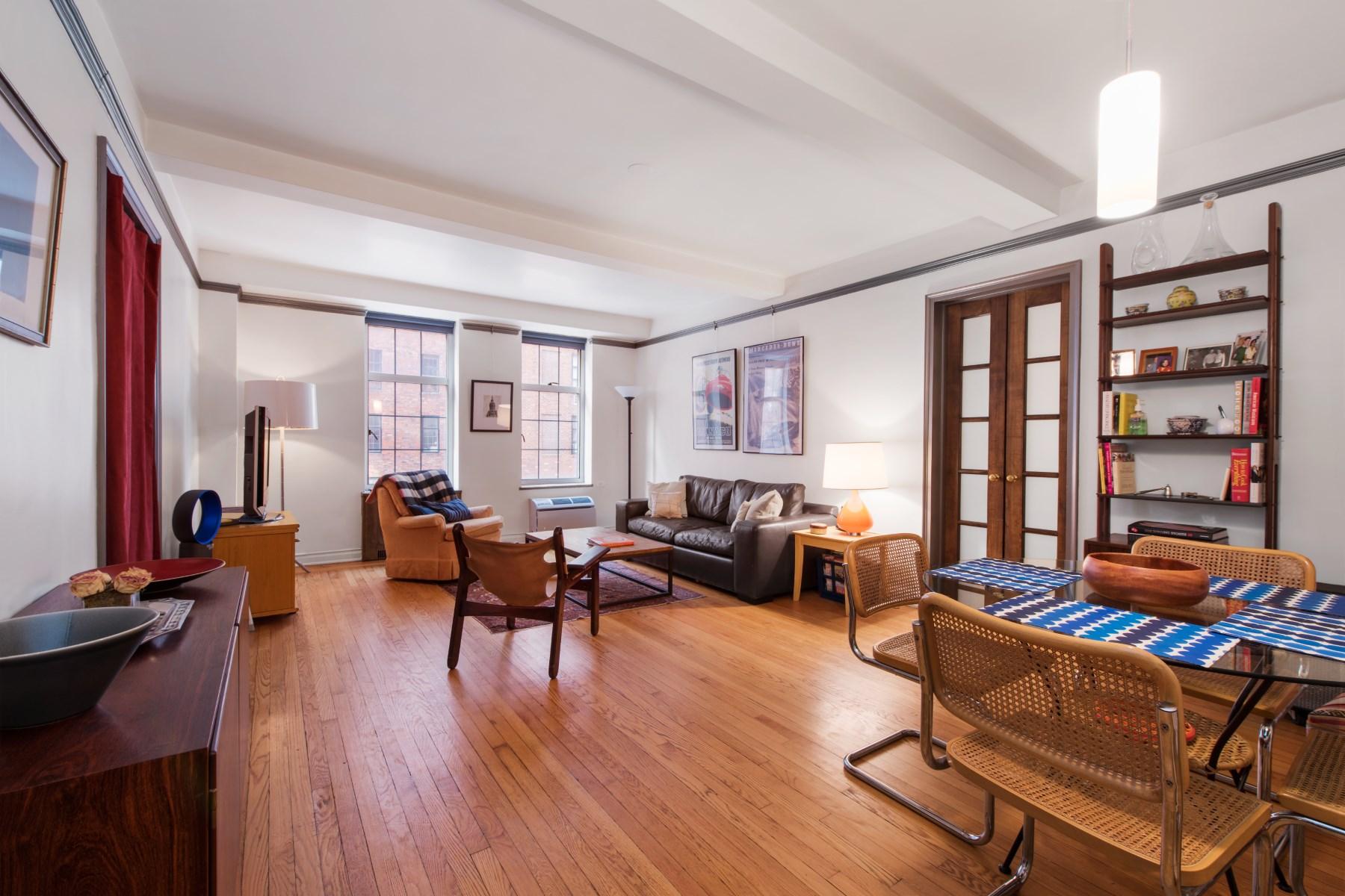 合作公寓 为 销售 在 470 West 24th Street, Apt. 8-FG 470 West 24th Street Apt 8-FG Chelsea, 纽约, 纽约州, 10011 美国