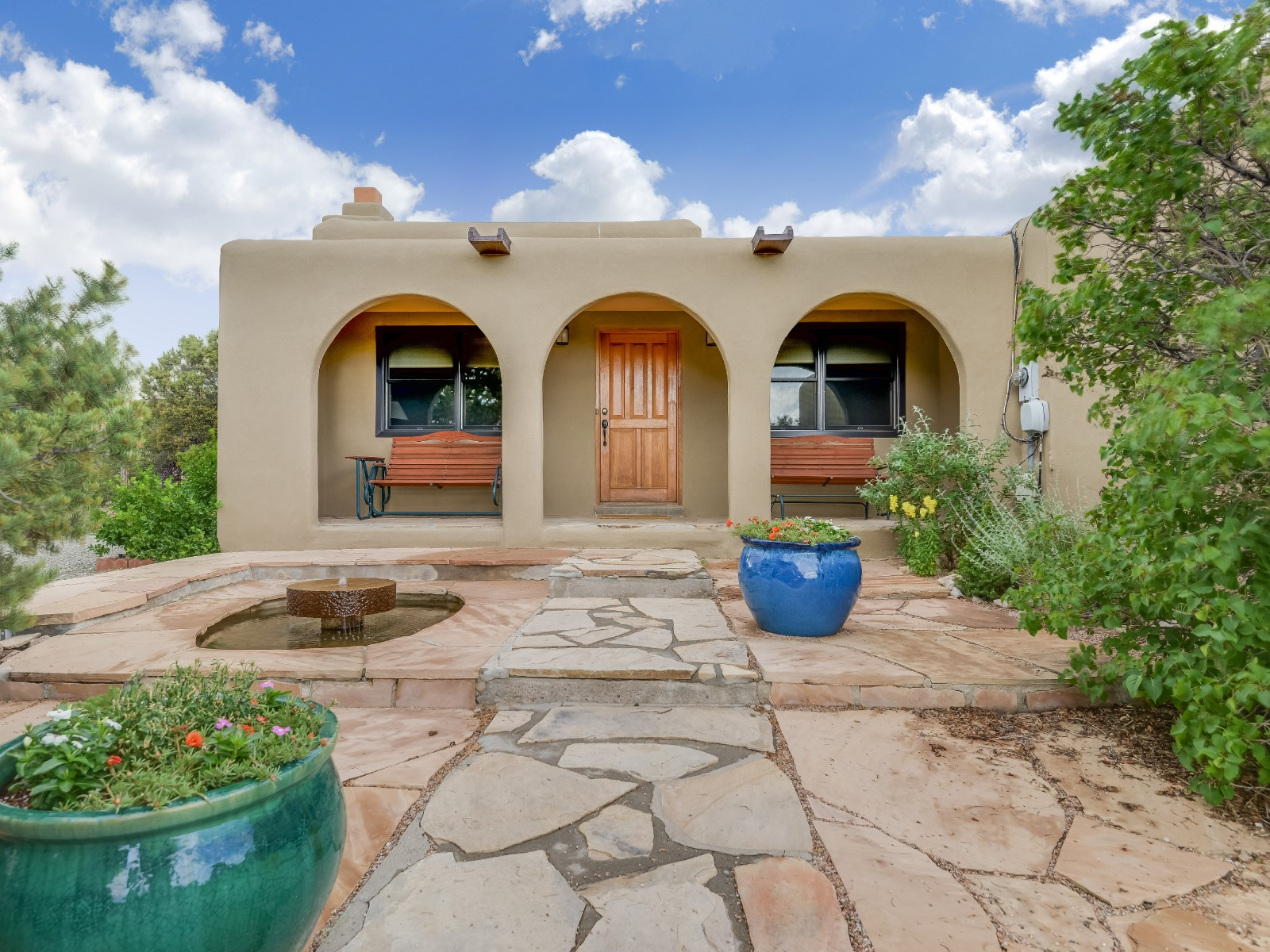 Single Family Home for Sale at 2 Ute Circle Santa Fe, New Mexico 87505 United States