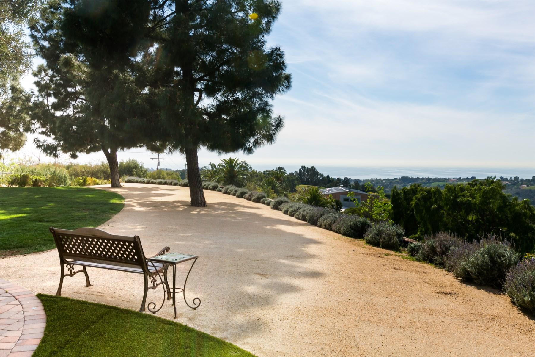 rentals property at Malibu Cavalleri Estate