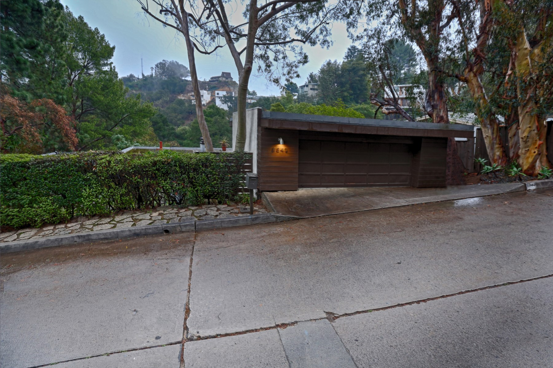 Property For Sale at Mid-Century Architectural with Views